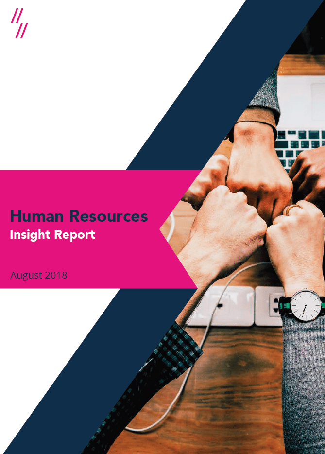 HR Services Industry Report - Front Cover