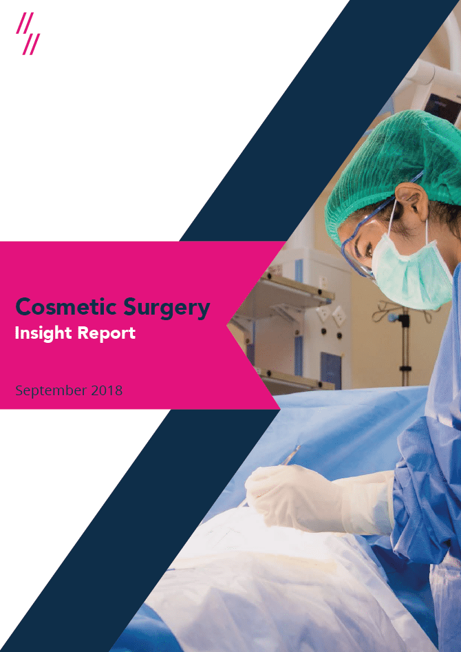 Cosmetic Surgery Market Report front cover