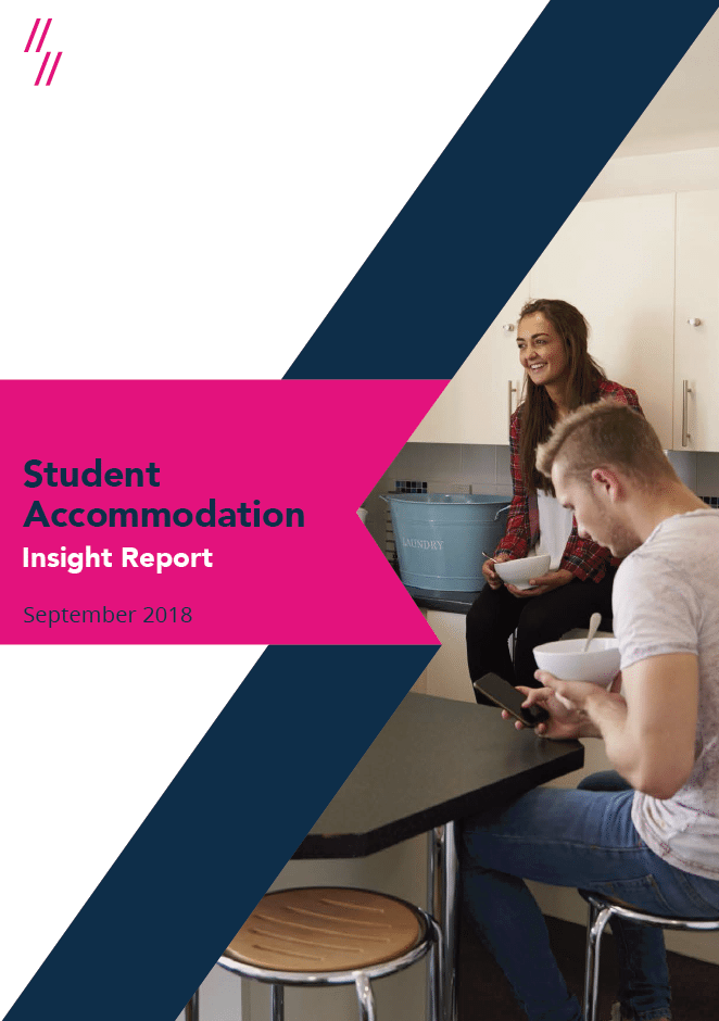 Student Accommodation Market Report 2019 front cover