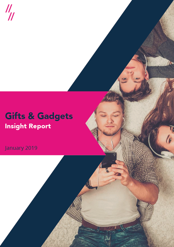 Gifts and gadgets market performance report cover