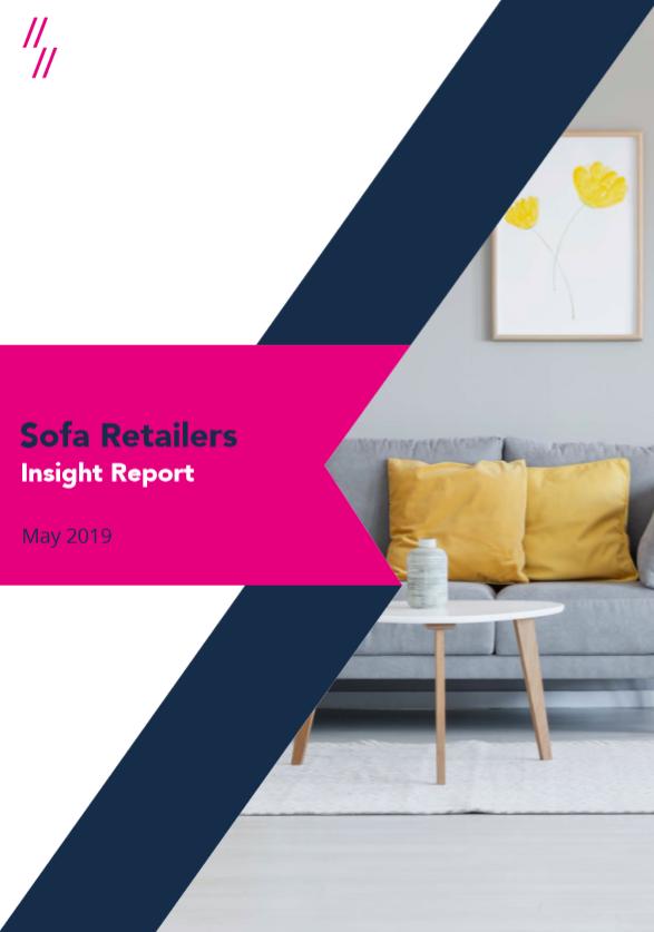 Sofa Market Report front cover