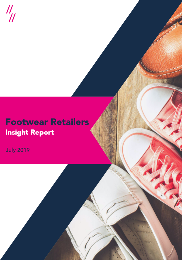 UK Footwear Market Report front cover