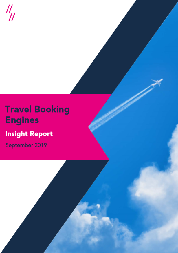 Travel Booking Engines - Industry Report