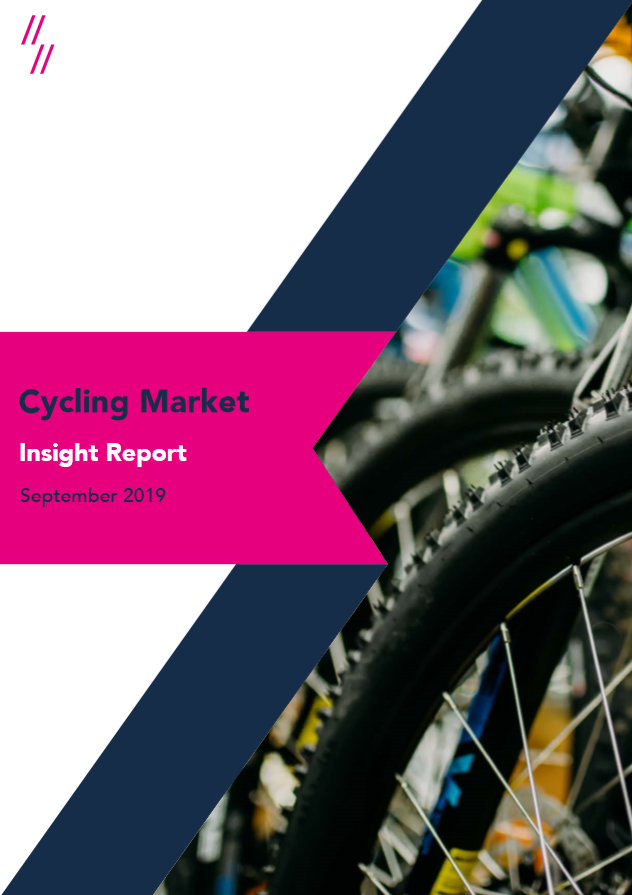 2019 UK Cycling Market Report Front Cover