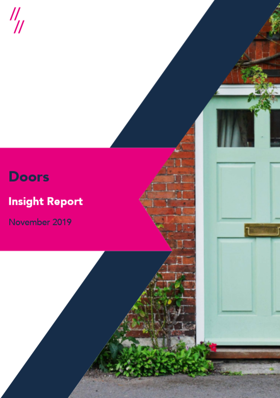 Door Store Market Report - Front Cover