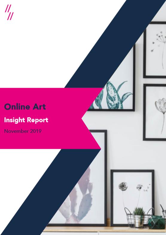 Art Market Report - Front Cover
