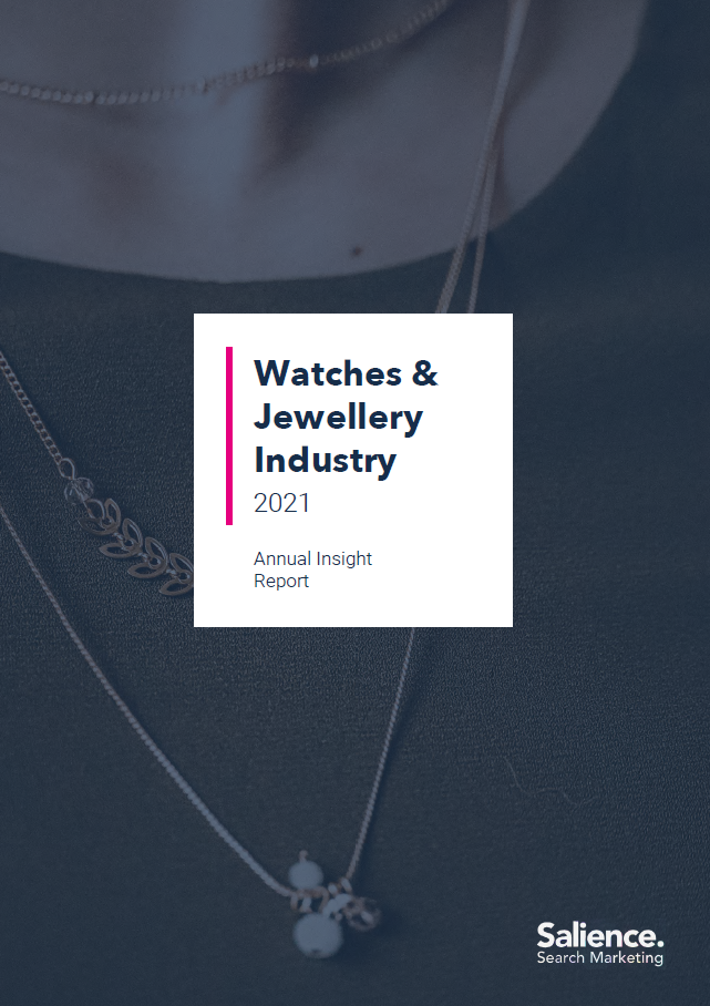 2021 Jewellery Market Report front cover