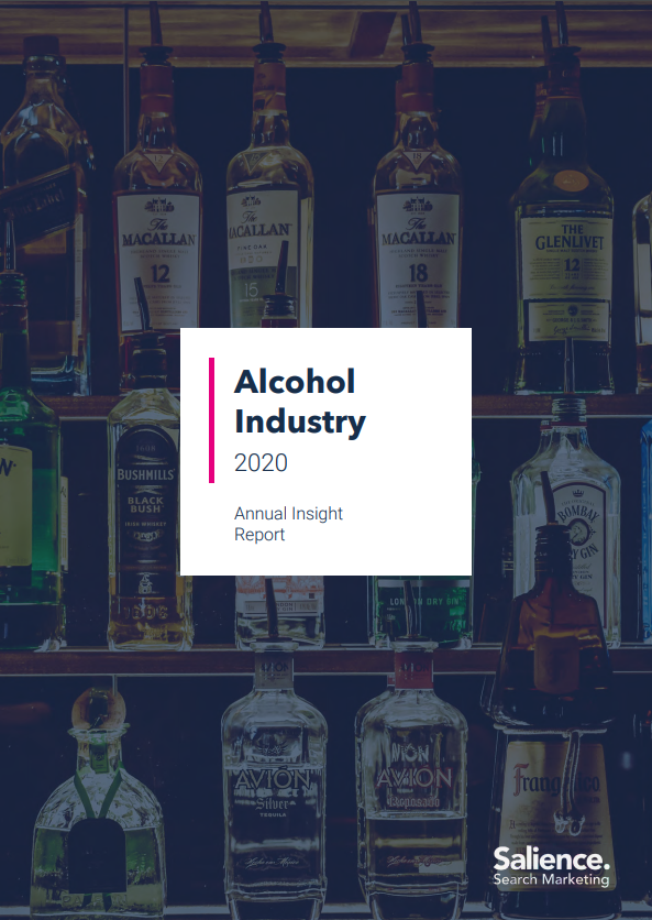 Alcoholic Beverages Market Report 2021 front cover