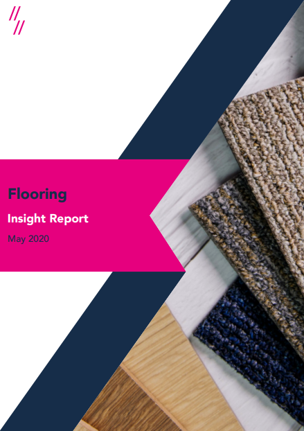 2020 Flooring Brands Performance Report front cover
