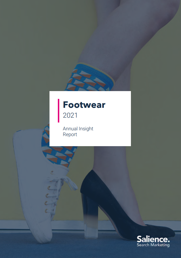 UK Footwear Market Report front cover