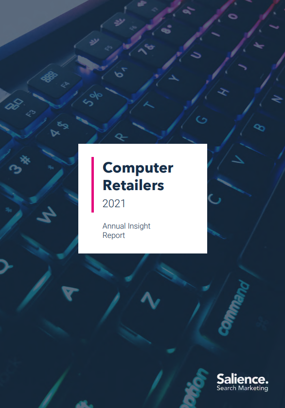 2021 UK Computer Industry Report Front Cover page