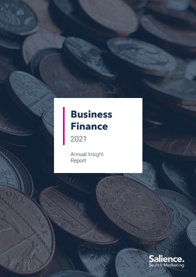 UK Business Finance Market Report front cover