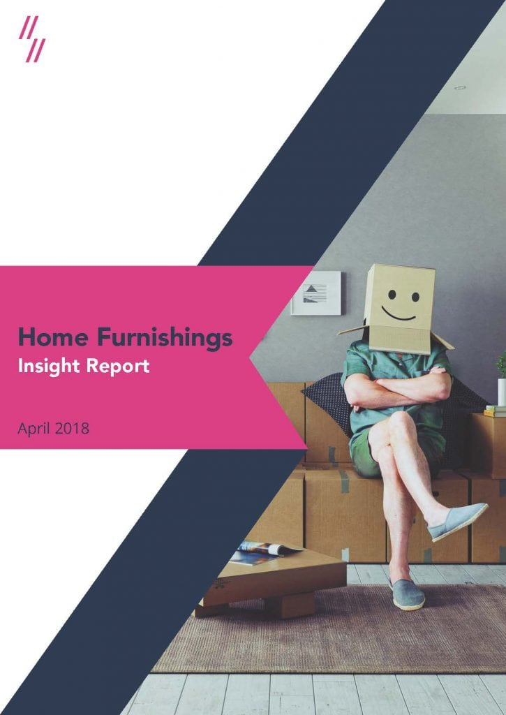 2020 Home Furnishings Performance Report front cover