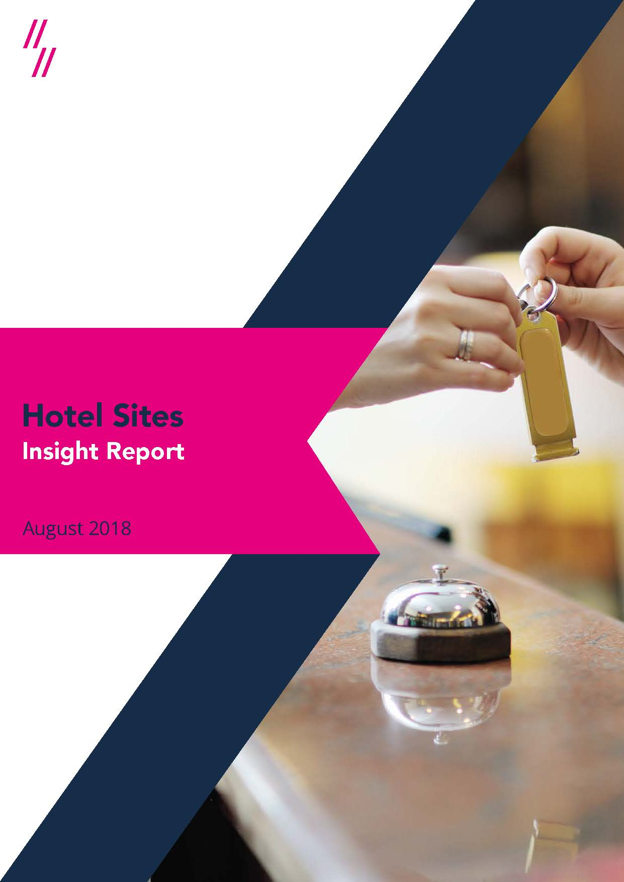 UK Hotel Market Industry Report front cover