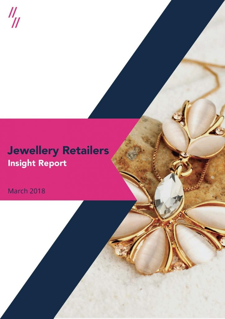 Jewellery market performance report cover