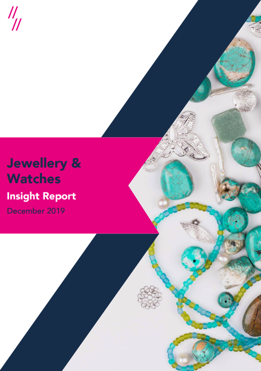 2020 Jewellery Market Report front cover
