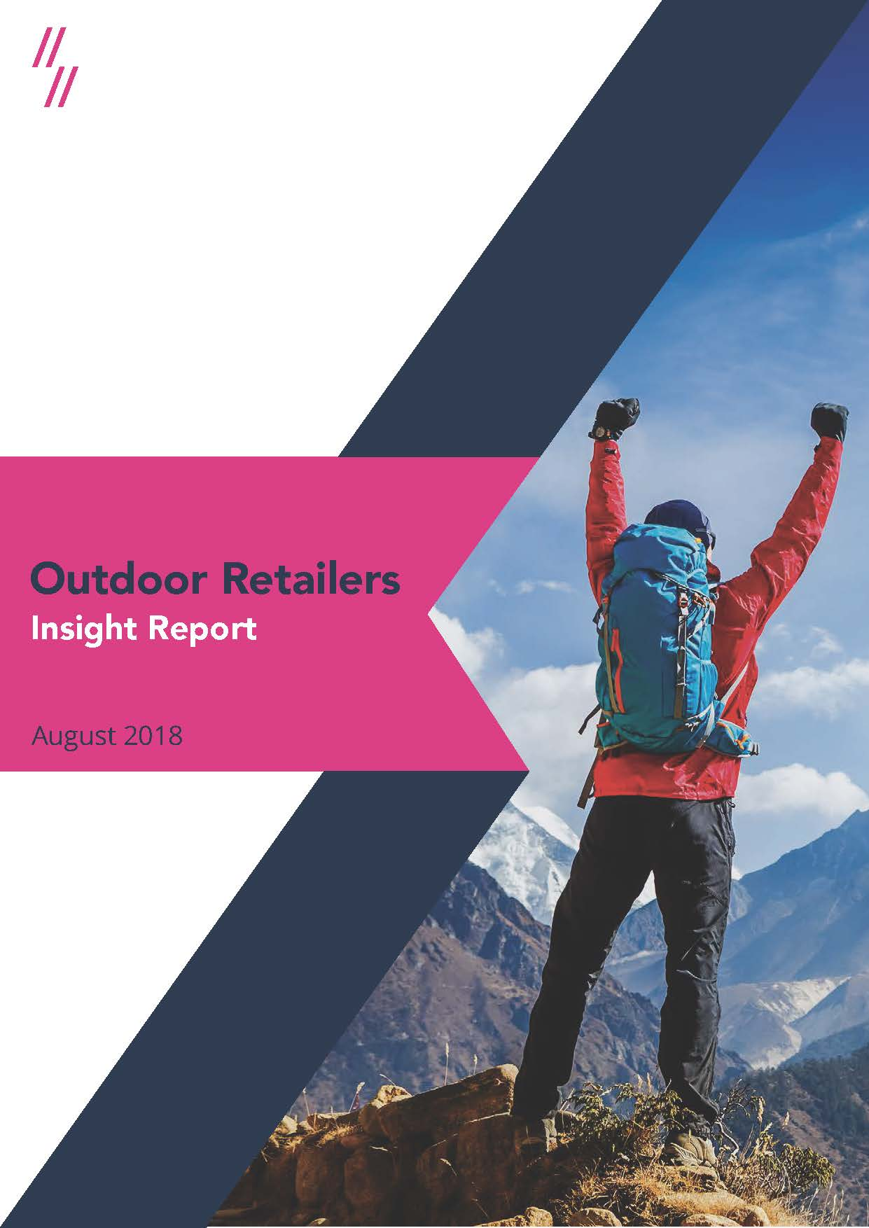 Outdoor Clothing Market Report front cover