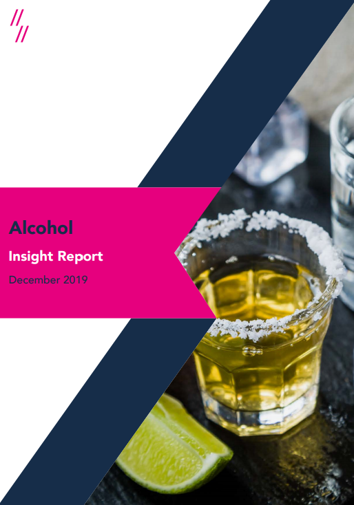 Alcoholic Beverages Market Report 2020 front cover