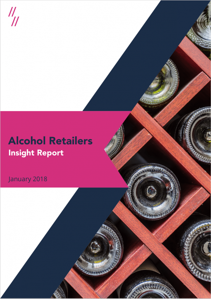 Alcoholic Beverages Market Report 2019 front cover