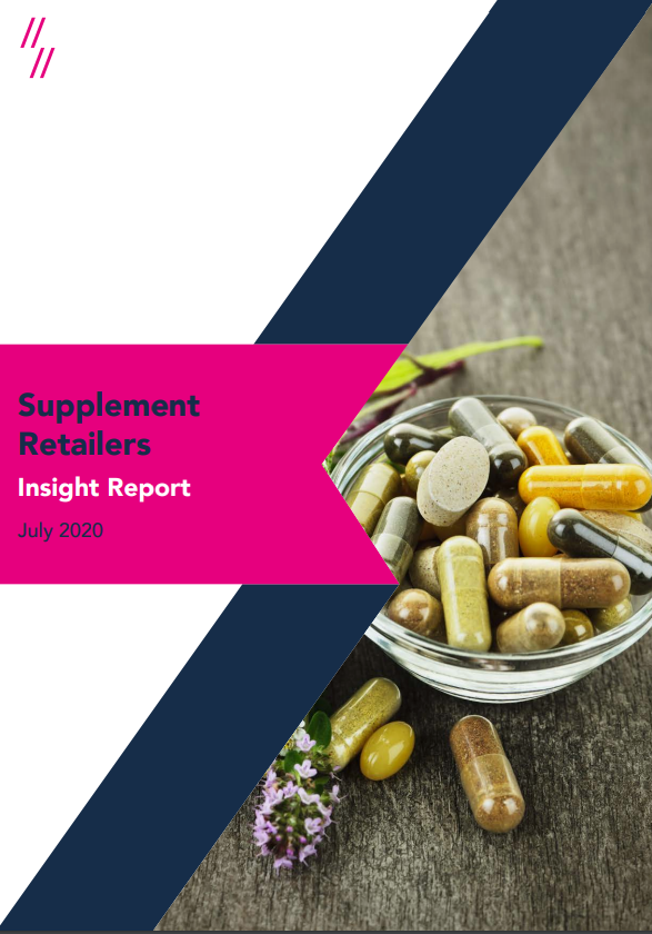 Sports Nutrition Market Report front cover