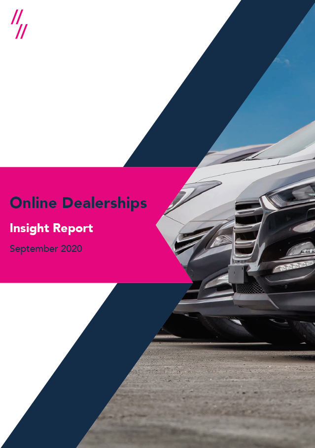 2020 Car Dealership report front cover