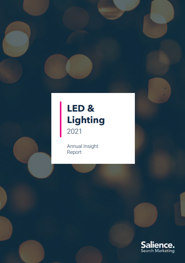 LED & Lighting Industry Report 2021 front cover