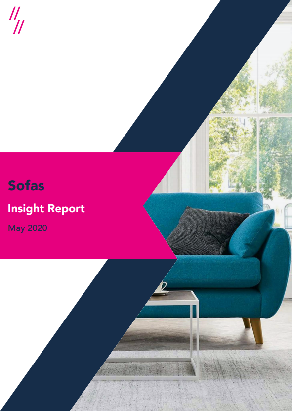 Sofa Market Report front cover