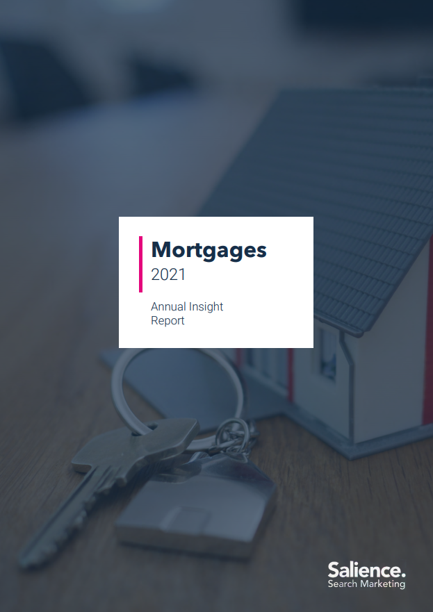 2021 Mortgages Report Front Cover