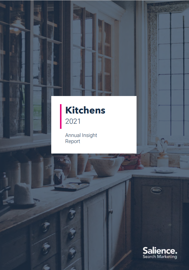 2021 Kitchen Fittings report front cover