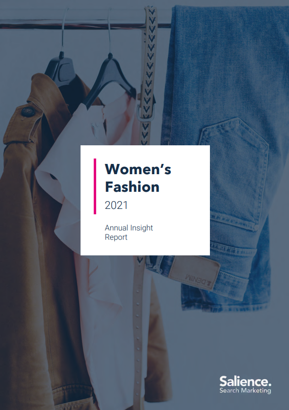 2020 UK womenswear industry Report front cover